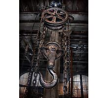 Steampunk - Industrial Strength Photographic Print