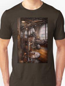Machinist - Industrial Drill Press  T-Shirt