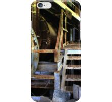 Stair case closed iPhone Case/Skin