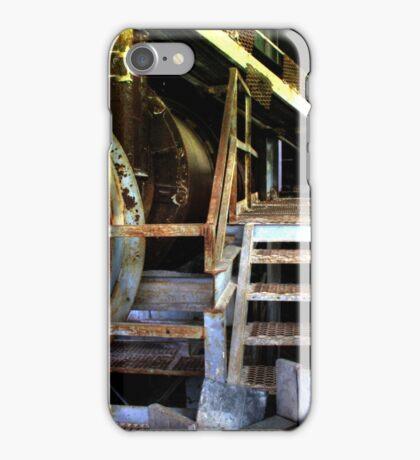Stair case closed iPhone Case/Skin
