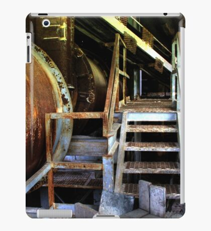 Stair case closed iPad Case/Skin