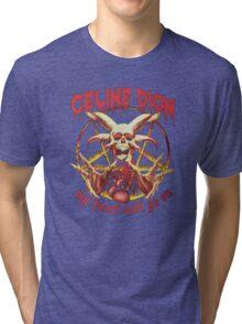 My heart will go on metal T-Shirt | HD Tri-blend T-Shirt