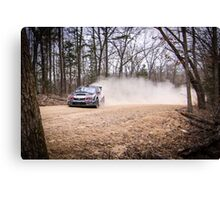 Travis Pastrana Subaru Rally Team Canvas Print