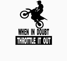 Throttle It Out Unisex T-Shirt