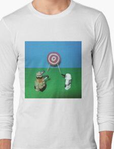 Intergalactic Shoot Off Long Sleeve T-Shirt