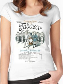 Tabasco Women's Fitted Scoop T-Shirt