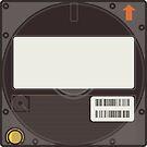 SyQuest Disk/Cartridge by Dean Dunakin