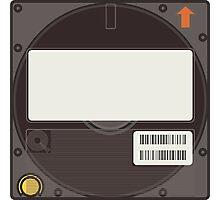 SyQuest Disk/Cartridge Photographic Print