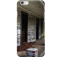 what was... iPhone Case/Skin