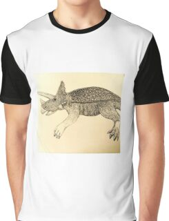 TRICERATOPS Graphic T-Shirt