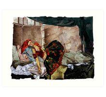"Kate Chopin ""Doctor Chevalier's Lie"" Art Print"