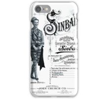 Sinbad iPhone Case/Skin
