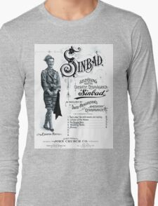 Sinbad Long Sleeve T-Shirt