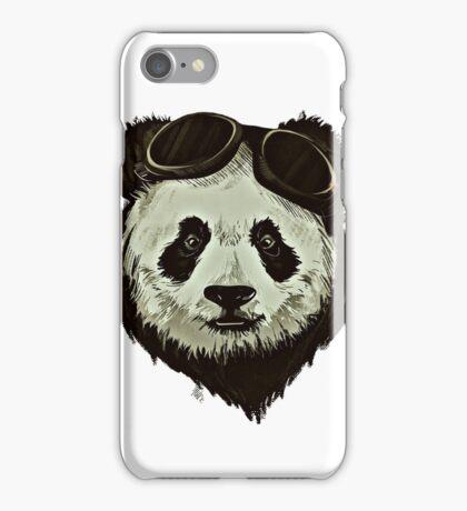 Punk Panda iPhone Case/Skin