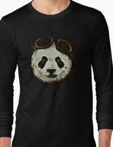 Punk Panda Long Sleeve T-Shirt