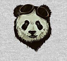 Punk Panda Unisex T-Shirt