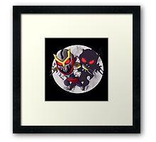 Chibi Zed Framed Print