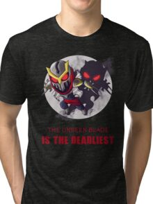 Chibi Zed Tri-blend T-Shirt