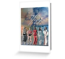 Fifth Harmony 7/27  Greeting Card