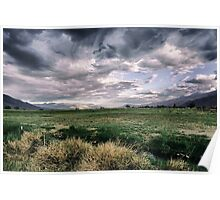 Highway 395 North Poster
