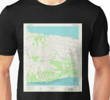 USGS TOPO Map Hawaii HI Molokai Airport 349598 1968 24000 Unisex T-Shirt