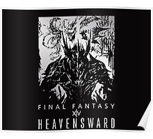 Final Fantasy 14 Heavensward Poster