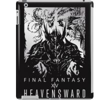 Final Fantasy 14 Heavensward iPad Case/Skin