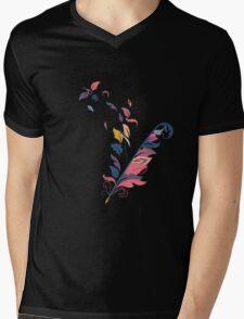 Quill Mens V-Neck T-Shirt