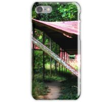 The Angle iPhone Case/Skin