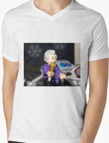 The Twelfth Doctor Mens V-Neck T-Shirt