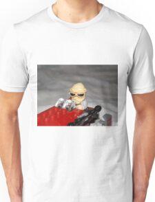 Lego Rey on her Speeder Unisex T-Shirt