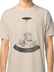 Little Man and His Matchstick Home Classic T-Shirt
