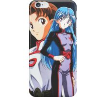 Crest of The Stars iPhone Case/Skin