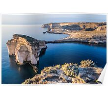 Dwejra Gozo Malta Poster