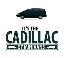The Cadillac of minivans Photographic Print