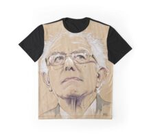 (Wood)Burnie Sanders! Graphic T-Shirt