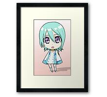 Eureka Seven Chibi Framed Print