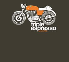 Triple Espressoo Laverda 3CE Cafe Racer Unisex T-Shirt