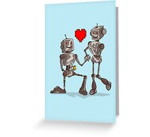 D1G1T4L L0V3 Greeting Card