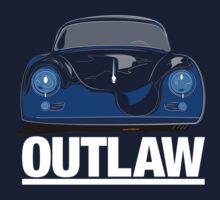 Porsche 356 Outlaw Kids Tee