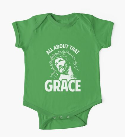 All About That Grace One Piece - Short Sleeve