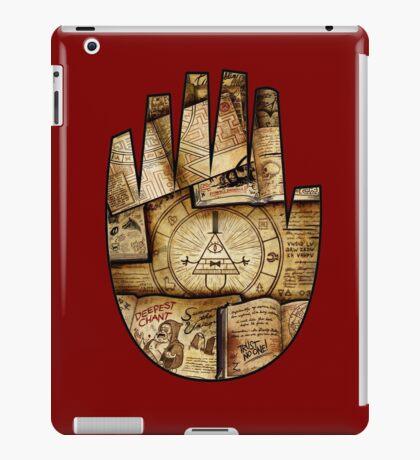 Bill Cipher Sixer iPad Case/Skin