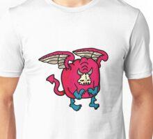 Pink demon Unisex T-Shirt