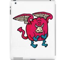 Pink demon iPad Case/Skin