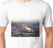 All About Italy. Piece 16 - Florence Unisex T-Shirt