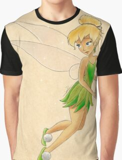 Tinker Bell Graphic T-Shirt