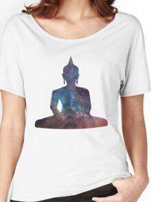 Buddha Nebula Women's Relaxed Fit T-Shirt