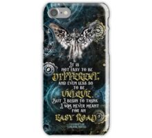 Infernal Devices - Easy Road iPhone Case/Skin