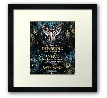 Infernal Devices - Easy Road Framed Print