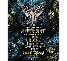Infernal Devices - Easy Road Photographic Print